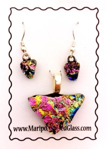 mariposa-fused-dichroic-glass-pendant-earring-set